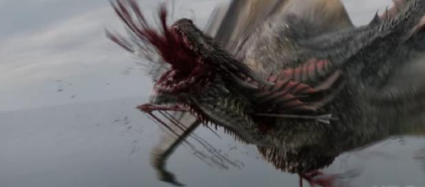 Possible return of dragons against Cercei [Image credit:GameofThrones/Youtube screenshot]