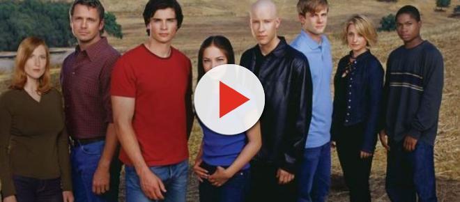 Protagonistas do seriado 'Smallville' se reúnem após 8 anos