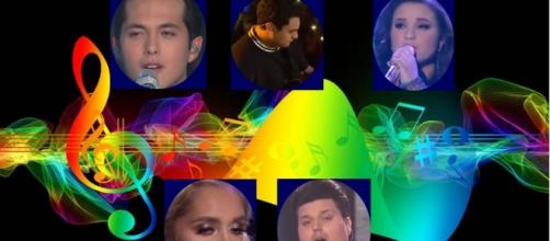 American Idol 2019: Laine Hardy tops social media popularity - Image credit - Geralt (1) Pixabay / American Idol (5) YouTube