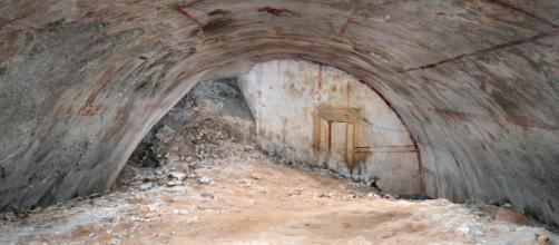 Domus Aurea: la Sala della Sfinge - foto agcult.it