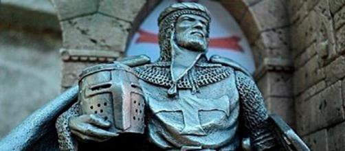Hugo de Payns, fundador de la Orden del Temple, pudo haber nacido en Cataluña.