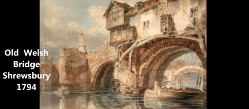 The prize's namesake, JMW Turner,  was an 18th-century British artist.[ Image Source: Antony D.I. Barnard/YouTube]