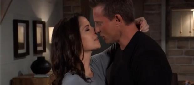 General Hospital Spoilers: JaSam in love (Image Source: - GH Youtube)