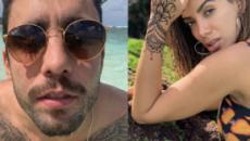 Anitta assume namoro com Pedro Scooby, ex de Luana Piovanni, e faz viagem romântica