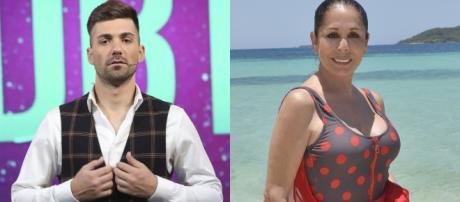 Isabel Pantoja tiene una rajada sobre Dulce y Alejandro Albalá