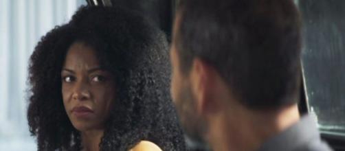 Gilda precisará retirar as mamas na novela 'A Dona do Pedaço'. (Reprodução/TV Globo)