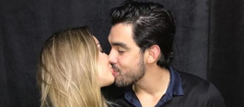 Karoline Calheiros se pronunciou pela primeira vez após a morte do namorado Gabriel Diniz. (Reprodução/Instagram/@karolinecalheiros)