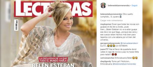 Público TV - Belén Esteban confirma su boda con Miguel Marcos - publico.es