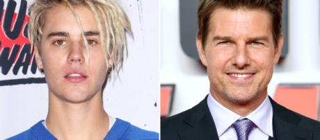 Justin Bieber challenges Tom Cruise: 'Are you fighting me or are you afraid?'