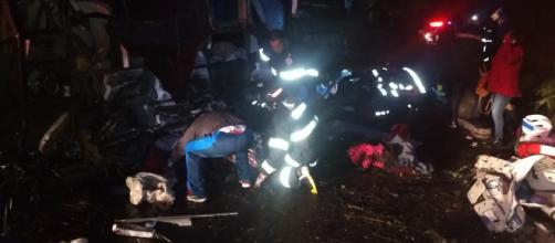 Acidente deixou dez mortos. (Arquivo Blasting News)