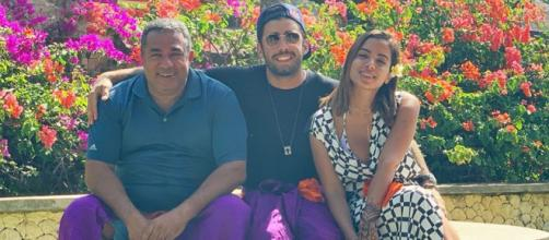 Anitta assumiu um relacionamento com o surfista no último dia 1° de junho. (Reprodução/Instagram/@pedroscooby)