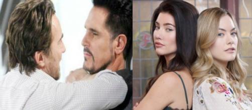 Beautiful, trame: Ridge vuole vendicarsi di Bill, Steffy e Hope in lite a causa di Sally