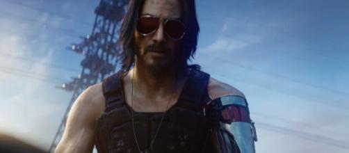 Cyberpunk 2077: Keanu Reeves ne annuncia la data di uscita   News - thegamesmachine.it