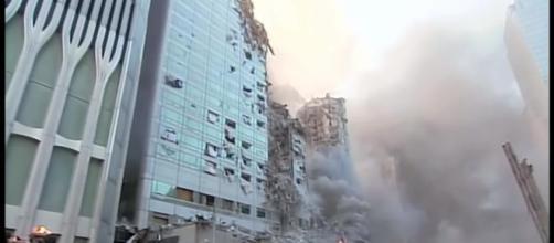 Des images inédites au coeur du chaos du 11 septembre ont été ... - rts.ch