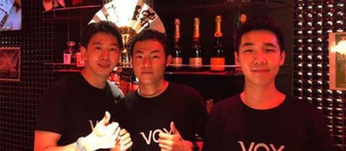 Descubren en Japón un local llamado VOX y es para gays
