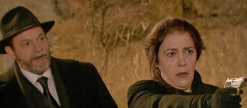 Donna Francisca uscirà dal suo nascondiglio.