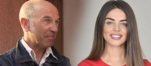 El padre de Violeta Mangriñán revela el maltrato de uno de los ex novios