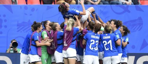 Italia - Giamaica, la seconda partita dell'Italia di calcio femminile in tv su Raidue e in streaming su Raiplay venerdì 14 giugno - fanpage.it