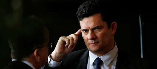 Moro pode ter sua imagem prejudicada após diálogos vazados, diz Marco Aurélio. (Arquivo Blasting News)