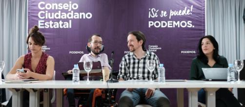Pablo Iglesias sale reforzado del Consejo Ciudadano