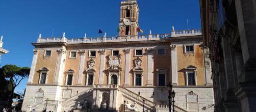 Palazzo Senatorio, uno dei palazzi più prestigiosi di Roma