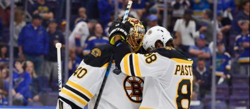 Rask puede ser el MVP de Boston en estos playoffs, si los Bruins levantan la Copa. - usatoday.com