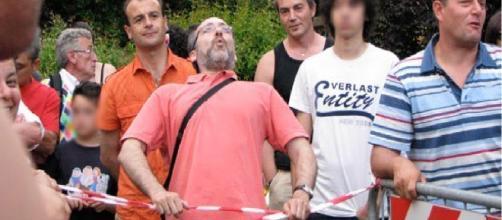Viterbo, a Celleno imbattuto il record dello sputo del nocciolo di ciliegia