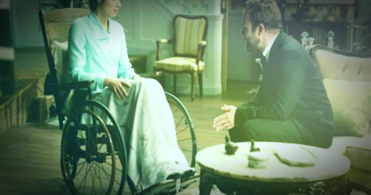 Il Segreto, puntate spagnole: Maria sulla sedia a rotelle si