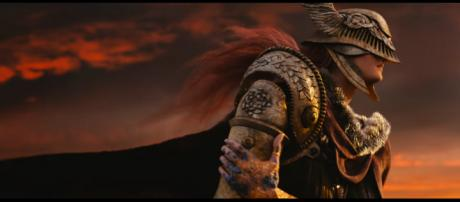 George R.R. Martin lends a world-building hand to FromSoftware's upcoming game 'Elden Ring.' [Source: Bandai Namco America/YouTube/Screenshot]