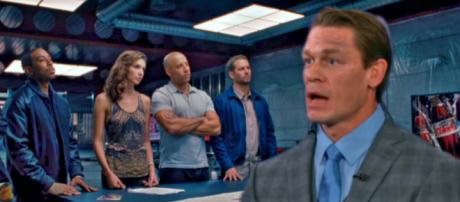 John Cena is a part of Fast & Furious 9 starcast. Image Courtesy: YouTube/Universal Pictures/Jimmy Kimmel Live