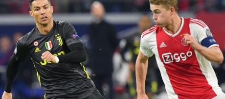 Juventus, Matthijs De Light reveals: 'Cristiano Ronaldo asked me to come to Turin' (yahoo.com)