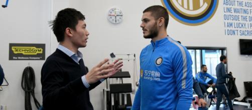 Inter, Icardi vuole un colloquio con Steven Zhang