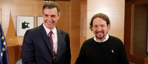 """Sánchez e Iglesias pactan negociar un """"gobierno de cooperación"""""""