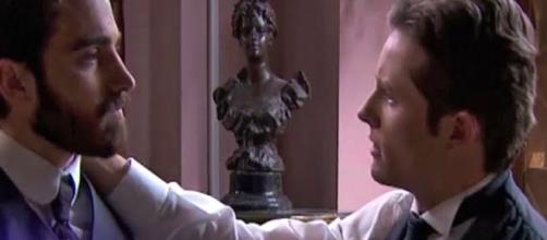 Una Vita, trame al 22 giugno: Samuel e Diego preoccupati per la salute mentale di Blanca.