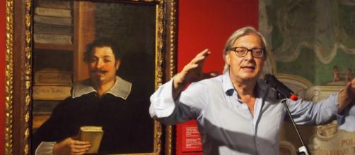 Vittorio Sgarbi e la vittoria della Lega a Ferrara