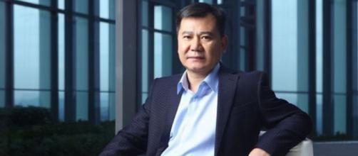 Zhang Jindong, proprietario di Suning e dell'Inter