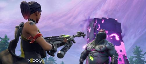 "Zombies are coming back to ""Fornite."" Image Credit Own work (Fortnite)/In-game screenshot"