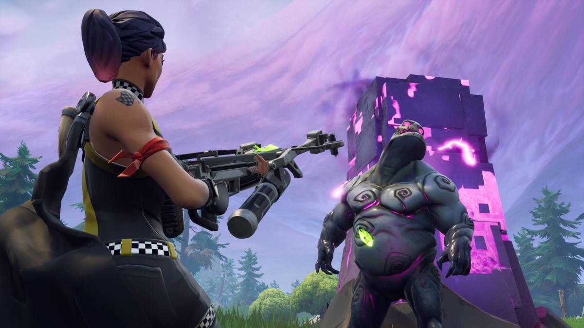 Zombies Are Coming Back To Fortnite Battle Royale Le but est de résisiter longtemps avec un nombre de munition limité. coming back to fortnite battle royale