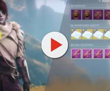 Destiny 2 players discover what they believe to be a glitch in the new Exotic quest [Image source: Wilhe1m Scream/YouTube]
