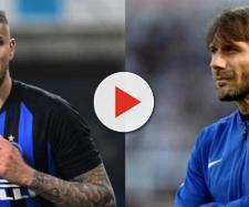 Inter, Conte mette alla porta Icardi