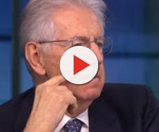 Mario Monti rivendica il fatto che la Lega e Berlusconi hanno messo l'Italia sull'orlo del precipizio.