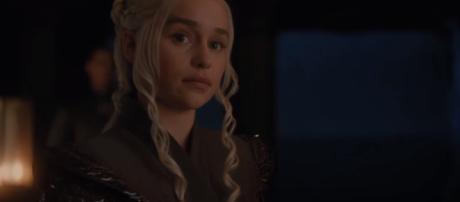 Una lectura de Juego de Tronos: evolución de Daenerys