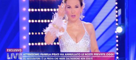 Live Non è la d'Urso: Pamela Prati ed Eliana Michelazzo ospiti