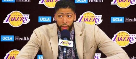 The Lakers are amongst the top teams in the running for an Anthony Davis trade this summer. (Image Credit: SportHub/Youtube screencap)