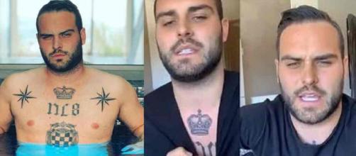 Critiqué à cause de ses tatouages, Nikola Lozina s'énerve et s'en prend à ses haters.