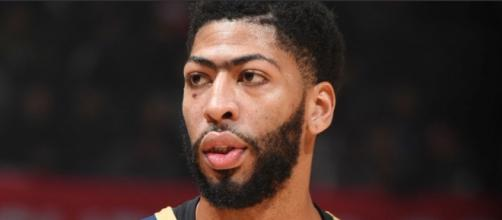 Details of what players the Lakers are offering the Pelicans for Anthony Davis have arrived. [Image source: ESPN/YouTube]