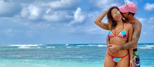 Durante a publicação, Anitta não deixou de mandar indiretas para seu ex. (Reprodução/Instagram/@anitta)
