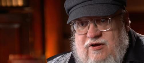 "George R.R. Martin might not release ""The Winds of Winter"" in 2020. (Image via Looper/YouTube Screenshot)"