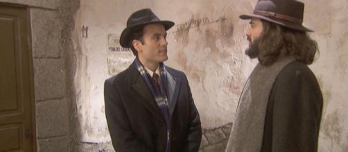 Il Segreto, spoiler: Isaac sospetta che Alvaro stia ingannando la Laguna