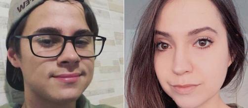 Irmã do ator desabafou na web após tragédia. (Reprodução/Instagram/@rafaelmiguelreal/@cahmiguel)
